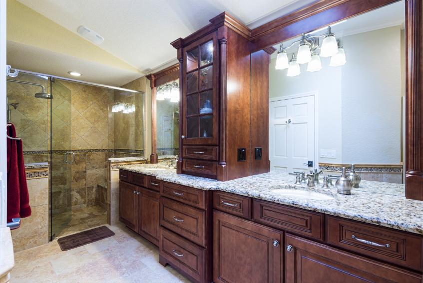 Bathroom Countertop Granite