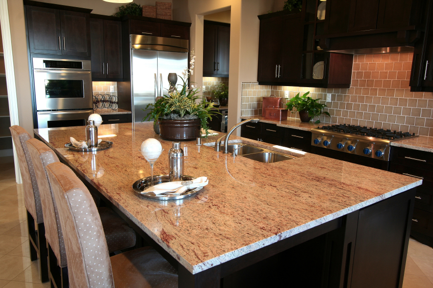 Stylish Kitchen Countertop