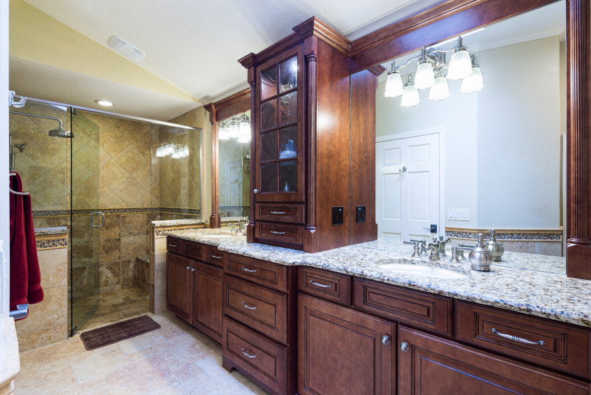 Bathroom Countertop Granite