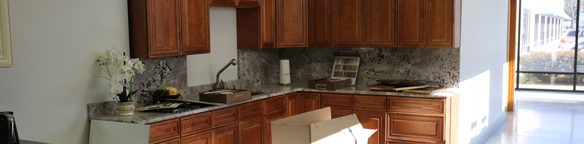 granite top installation