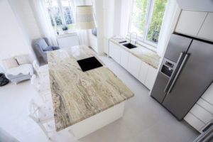 Bellevue granite countertop