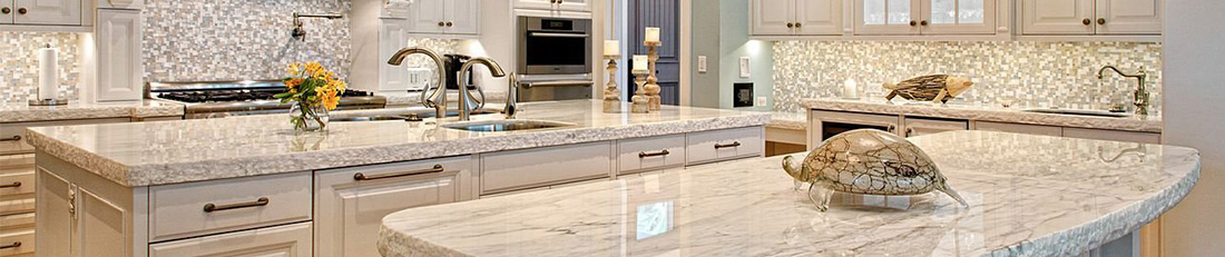 Kitchen granite countertop in Kent WA