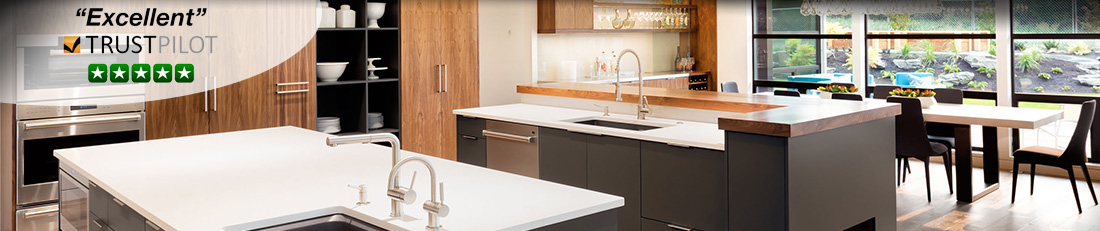 Kent Granite Countertops, Kent Quartz Countertops, Kent Kitchen Countertops