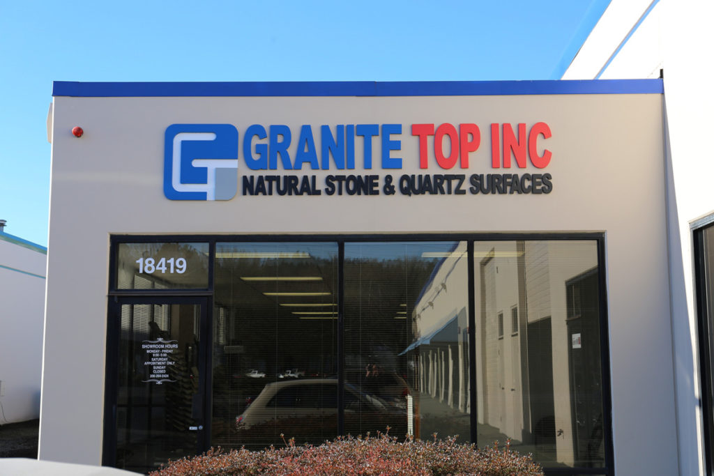 Seattle granite countertop supplier