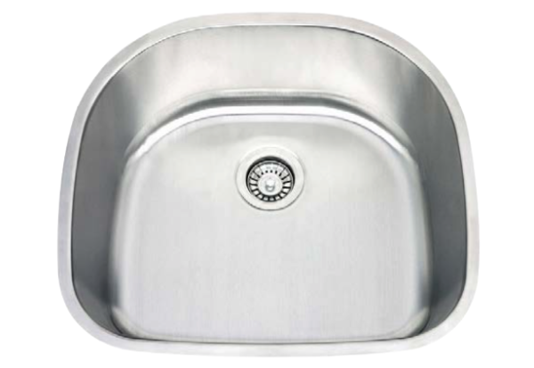 Deco Stainless Steel Single Bowl Sink