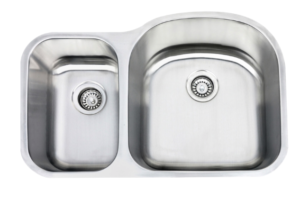 Fresco R Stainless Steel Double Bowl Sink