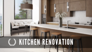 Conquer Your Kitchen Renovation with Granite and Quartz Countertops