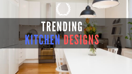 Trending kitchen designs | Granite Top Inc. Seattle's best granite countertops