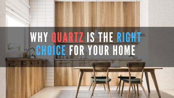 Why quartz is the right choice