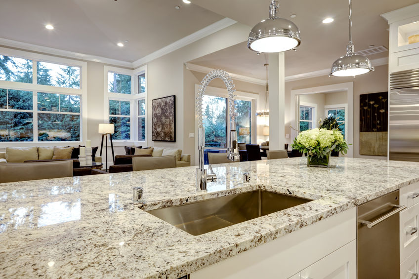 White Kitchen Countertops | Seattle Countertop Store