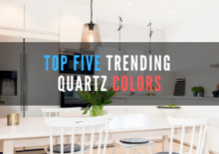 Top 5 Trending Quartz Colors | Granite Top, Inc.