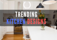 Trending kitchen designs   Granite Top Inc. Seattle's best granite countertops